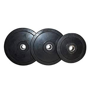 Rubber Barbell Plate