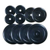 PVC Barbell Plate