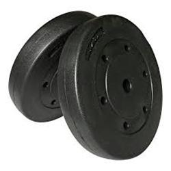 Vinyl Gym Plates