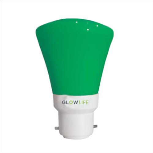 Green LED Night Bulb