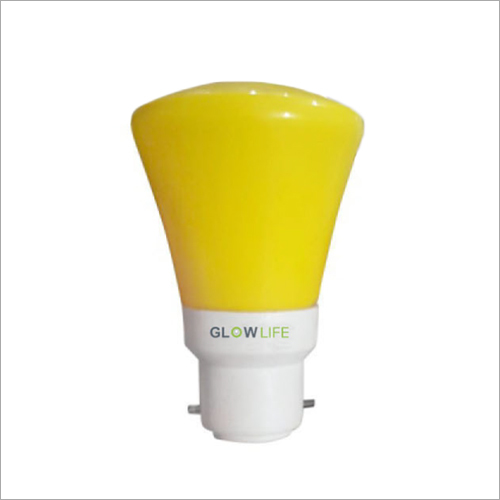 Yellow LED Night Bulb