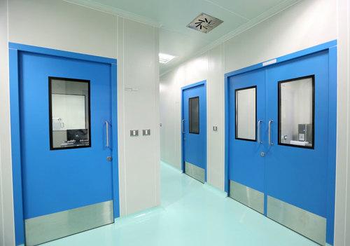 Clean Room Metal Door