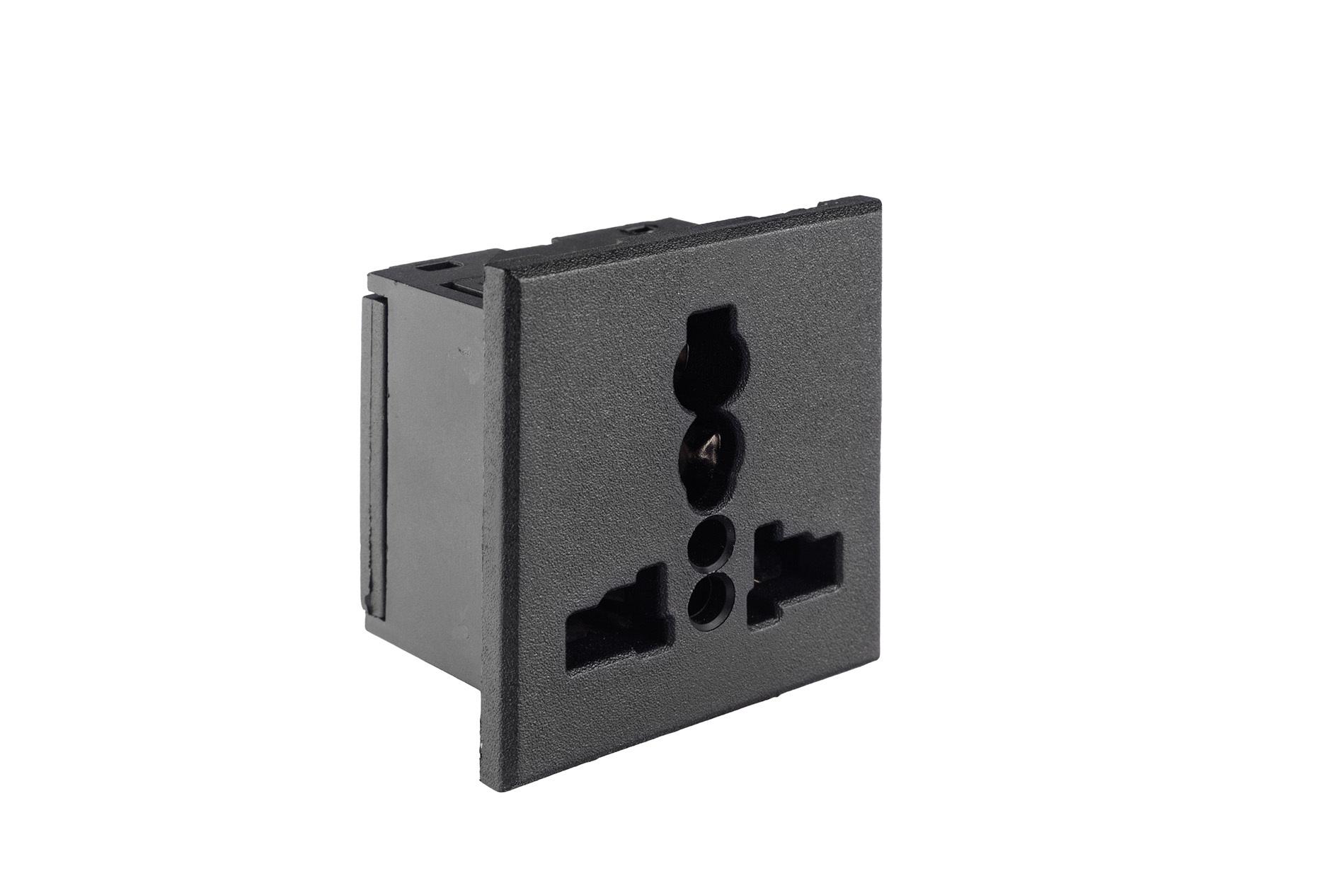 ELCOM EMO-71, Universal Socket 6A