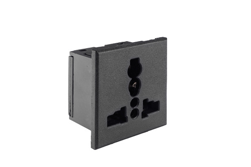 ELCOM EMO-63, Universal Socket 13A