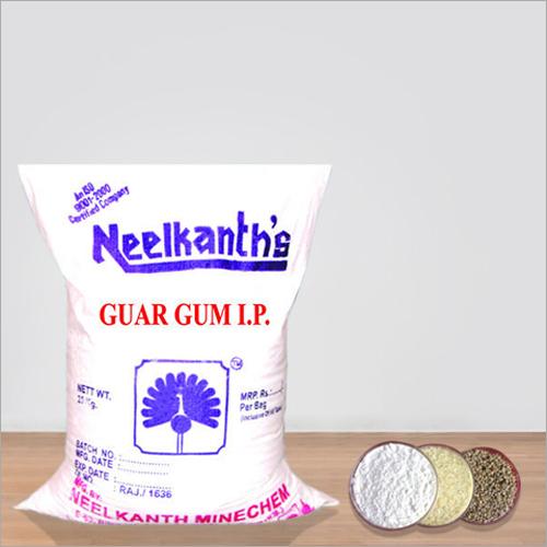 Gum Industry Sacks Bag