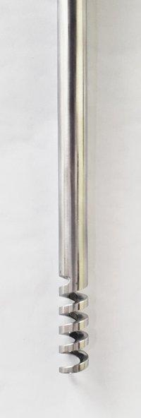laparoscopy mayoma screw