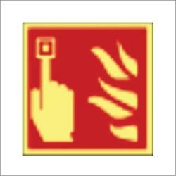 Shopping Mall Safety Signage