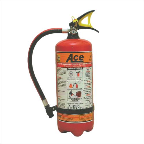 Dry Powder ABC Type Stored Pressure Fire Extinguisher