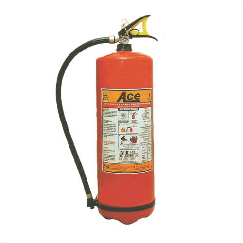 Water Type Stored Pressure Fire Extinguisher