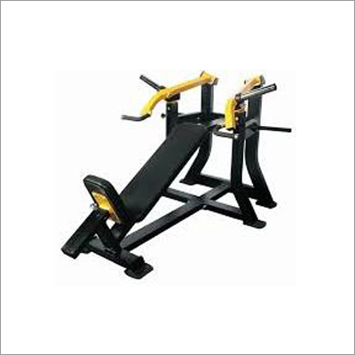 Dual Axis Incline Bench Press