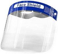 Face Shield Plastic