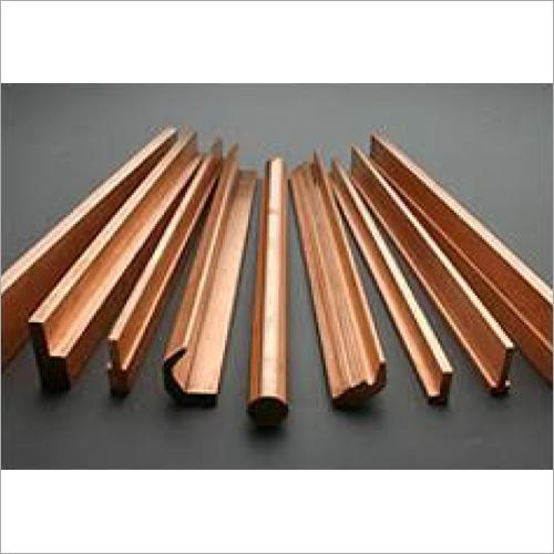 Cadmium Copper Sections