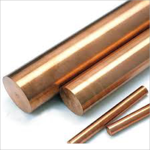 Chrome Copper Rods