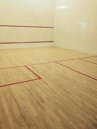 Squash Sports Flooring