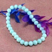 Amazonite Quartz Beaded Bracelet PG-156703