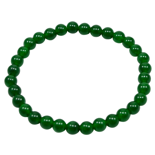 Green Quartz Beaded Bracelet