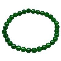 Green Quartz Beaded Bracelet