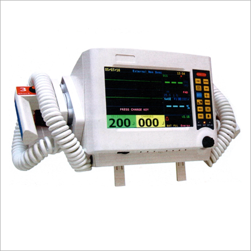 Basic Model Phasic Defibrillator