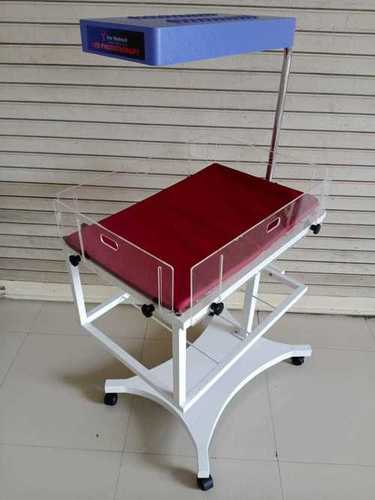 (Single Surface) LED Phototherapy Stand With Trolley