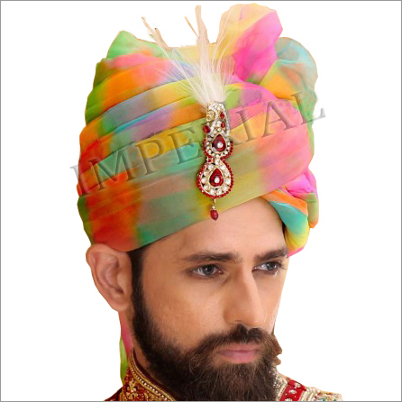 Bridal Wear Indian Turban