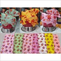 Cheap Printed Floral Safa