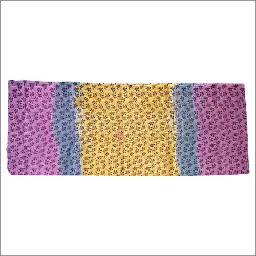 Cotton Printed Multicolor Safa