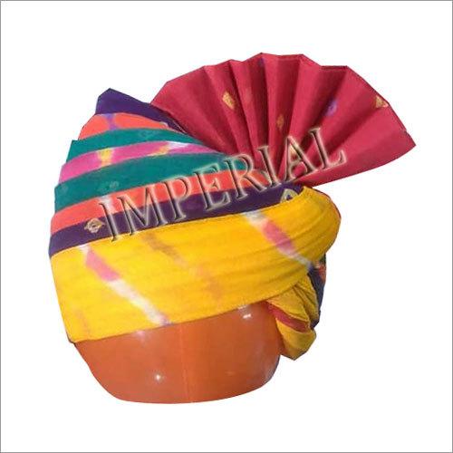 Multicolor Marwadi Safa