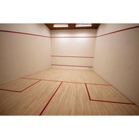 MAPLE WOOD SQUASH COURT FLOORING
