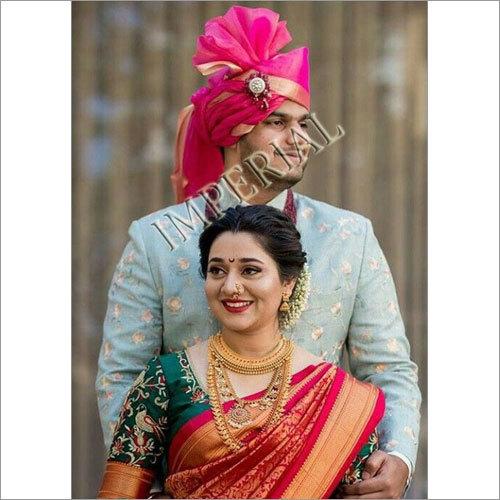 Marathi Wedding Pheta