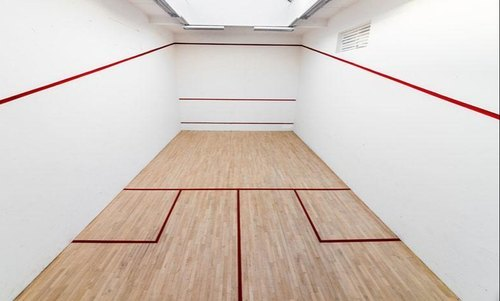 Maple Wood Squash Court Floor