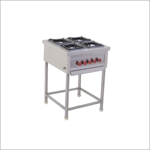 Single Gas Burner Range