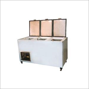 Three Compartment Horizontal Deep Freezer