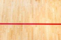 Teak Wood Squash Court Flooring