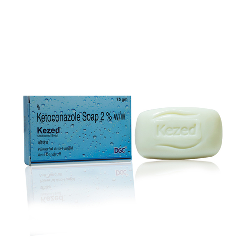KETOCONAZOLE SOAP 2%