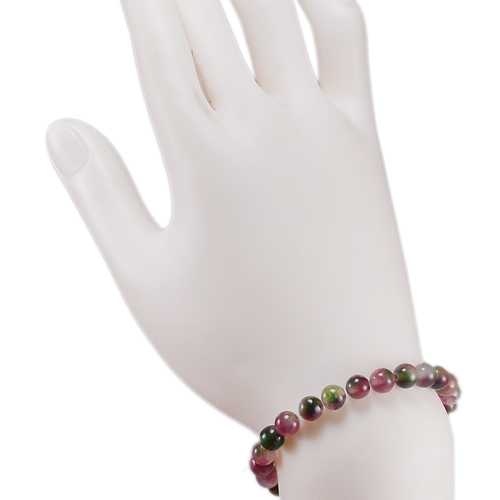 Tourmaline Quartz Beaded Bracelet PG-156717