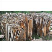Raw Areca Leaf