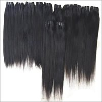 Black Natural Straight Hair
