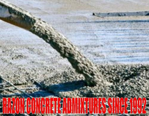 RAZON POLYCARBOXYLATE ETHER PC CONCRETE ADMIXTURE