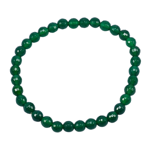 Green Quartz Beaded Bracelet PG-156732