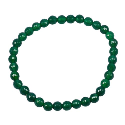 Green Quartz Beaded Bracelet PG-156732