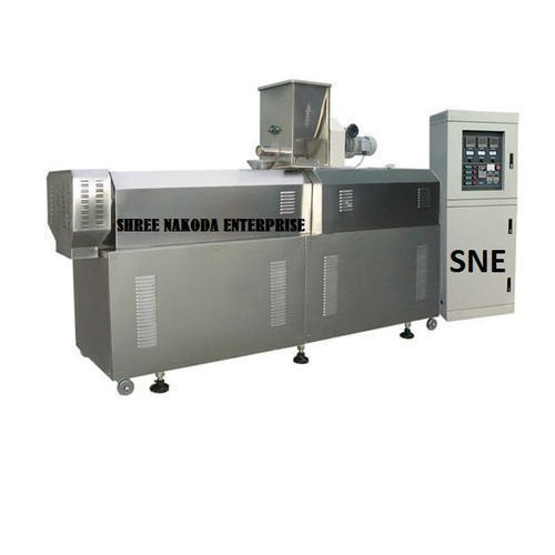 Corn Puff Double Screw Extruder