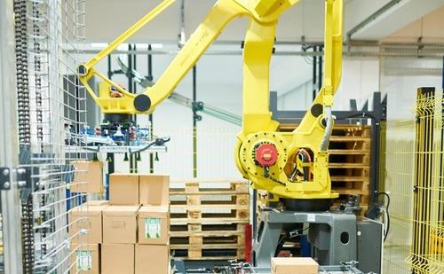 Robotic Packaging Machine