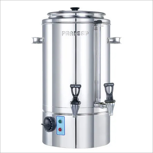 Milk Boiler with 2 Taps 5 Ltr Commercial