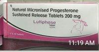 Progesterone 200mg SR