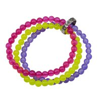 Triple Layer Beaded Bracelet PG-156740