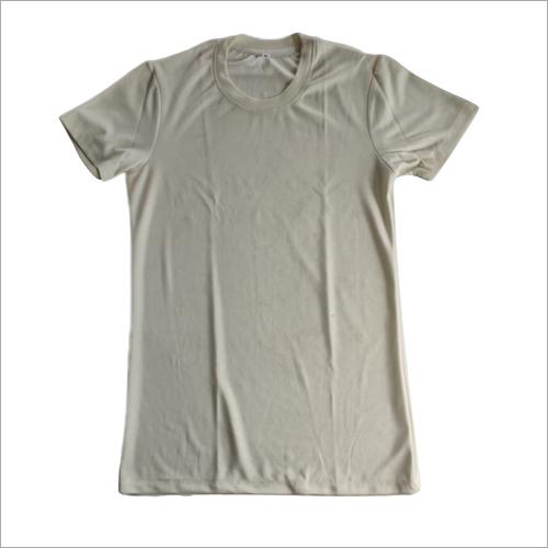 Plain Round Neck T-Shirt