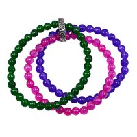 Triple Layer Beaded Bracelet PG-156741