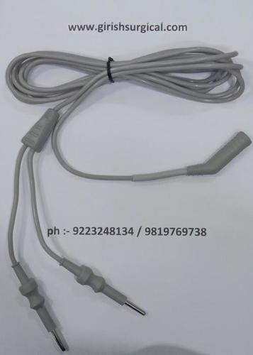 bipolar angular cable