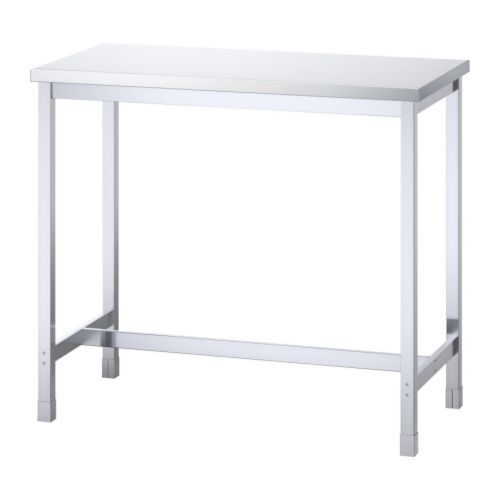 Metal table