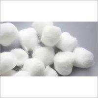 White Raw Cotton